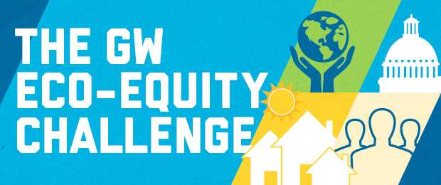 The GW Eco-Equity Challenge