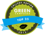 Top 25 Green Campuses 2015