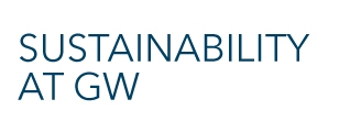 Sustainability at GW